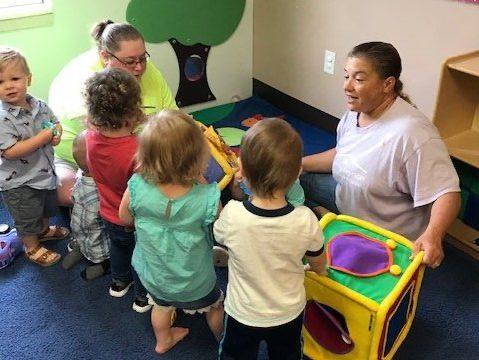 A Warm, Cozy Family Feel - Preschool & Daycare Serving Conway & Myrtle Beach, SC
