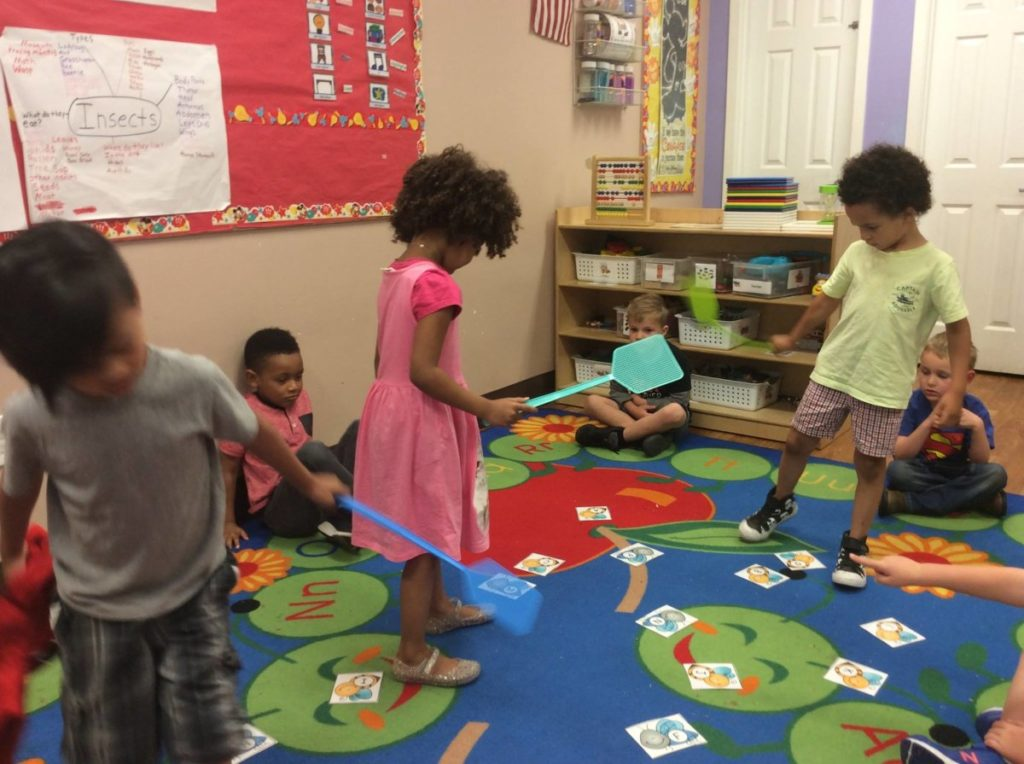 An Emphasis On Literacy, Math And Problem Solving - Preschool & Daycare Serving Conway & Myrtle Beach, SC