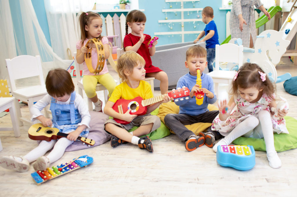 Daily Movement, Music, Art And Storytime - Preschool & Daycare Serving Conway & Myrtle Beach, SC