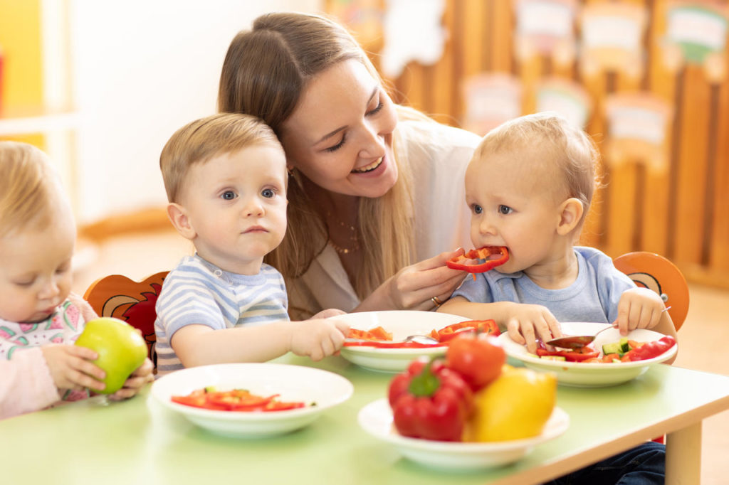 Leave The Meal Prep To Us - Preschool & Daycare Serving Conway & Myrtle Beach, SC