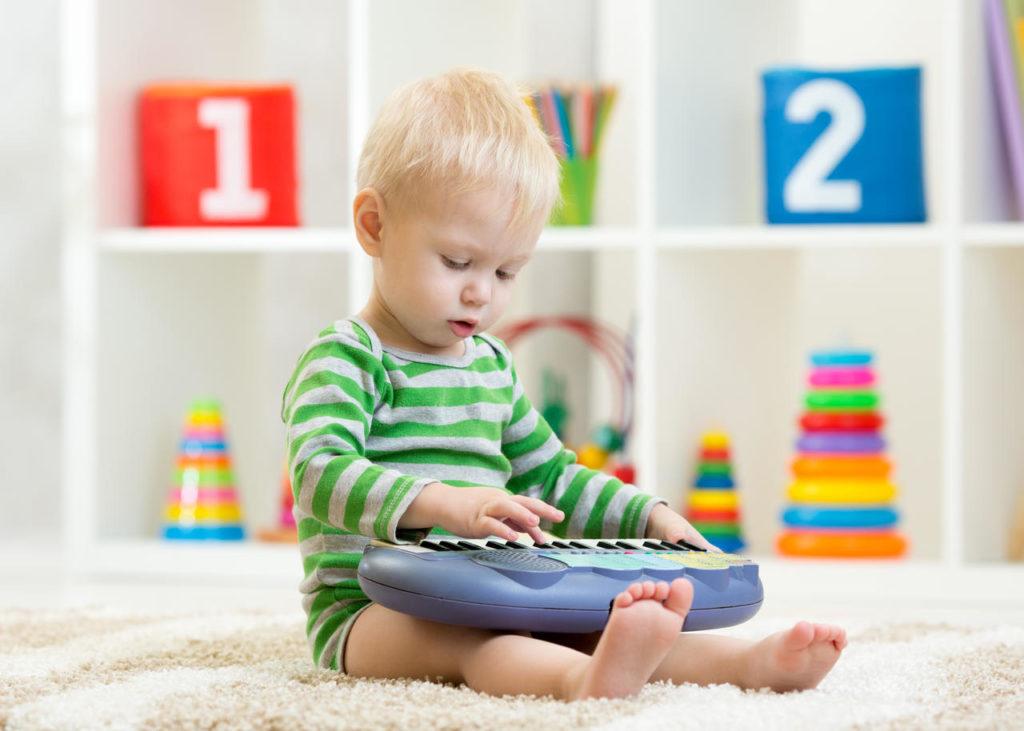 Sensory Stimulation Through Music And Language - Preschool & Daycare Serving Conway & Myrtle Beach, SC